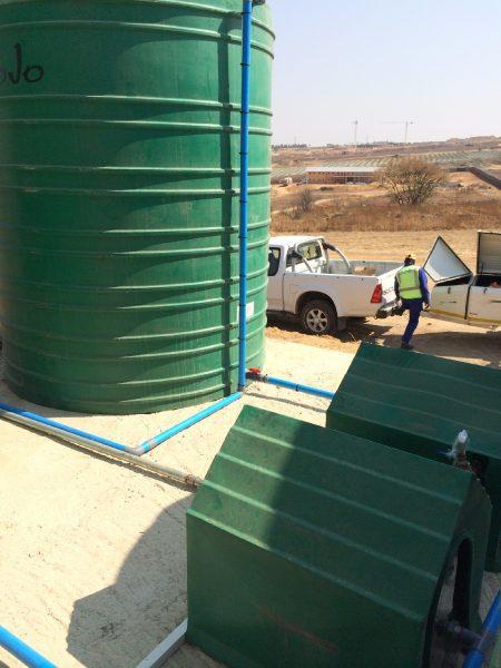 Randburg Water Boring